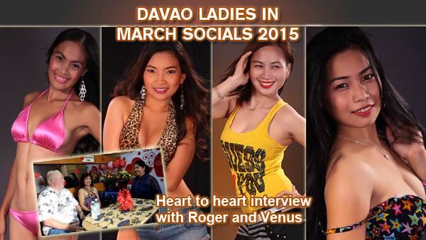 davao ladies dating We aren't a filipino dating agency we specialise in online matching for pinay ladies from quezon city, manila, caloocan, davao city, cebu city, zamboanga.